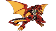 Drago Bakugan Battle Planet