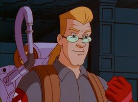 Egon Spengler (Extreme Ghostbusters)