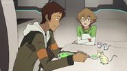 Lance, Pidge & Space Mice