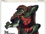 Tuo the Alligator Man