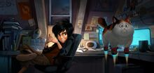 Big Hero 6 Concept Art 03