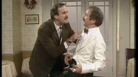 I Know Nothing! - Fawlty Towers - BBC