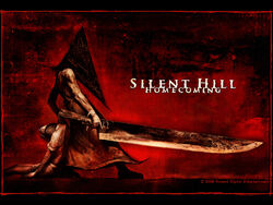 Pyramid head homecoming Wallpaper 010u