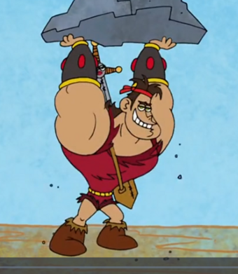Dave the Barbarian Episode 21 Not a Monkey - Happy Glasses 11-15-2018 3-33-03 PM