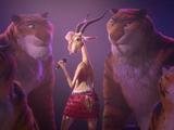 Tiger Dancers
