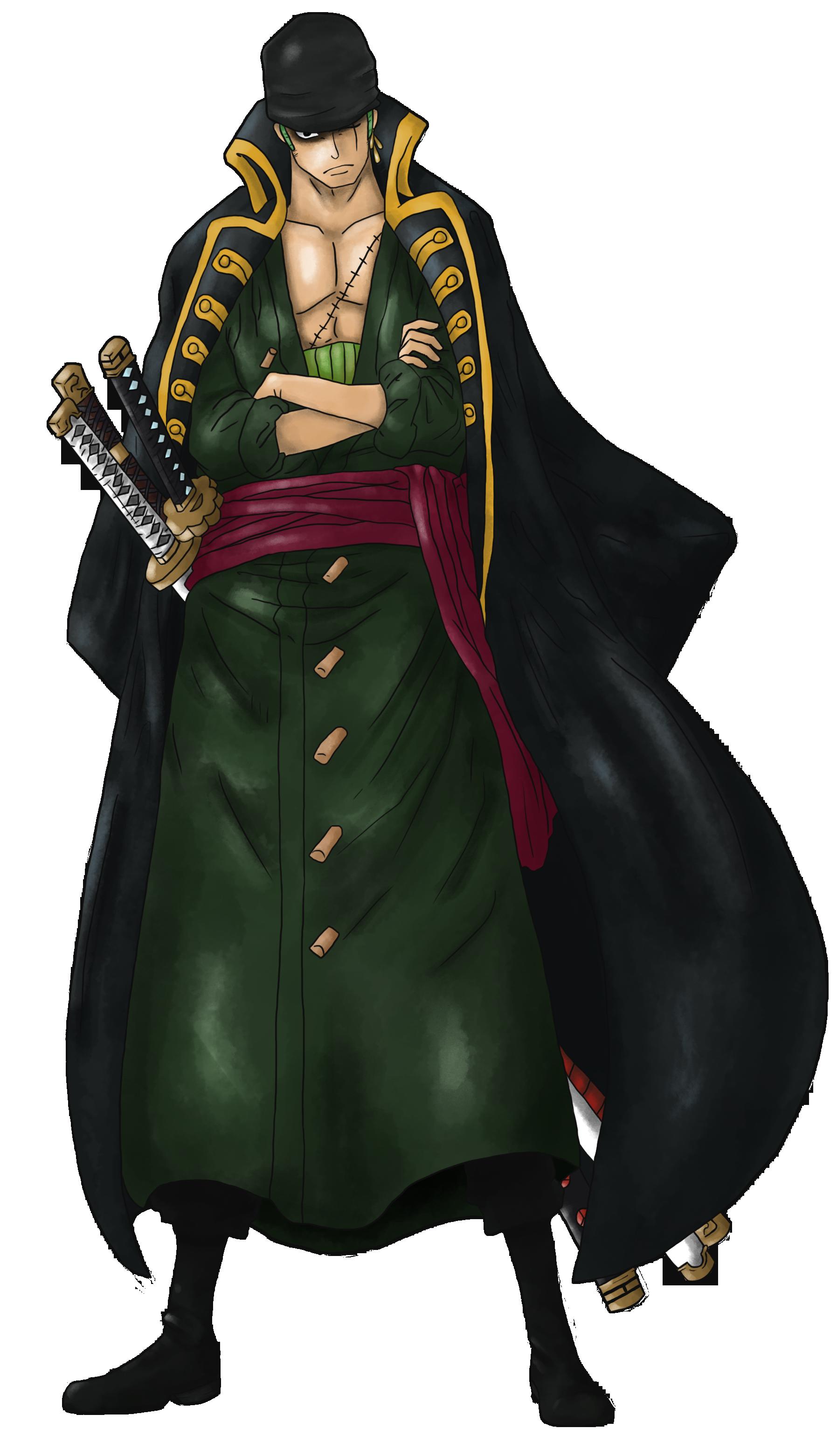 Roronoa Zoro | Fictional Characters Wiki | FANDOM powered ...