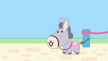 Donkey Likes to Dance and Music