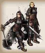 Human (Valhalla Knights 3)
