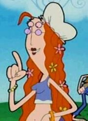 Betsy Ross (Time Squad)