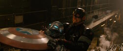 Marvel Cinematic Universe - Captain America 50