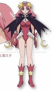 Agnes Bell for Oku-sama wa Mahou Shoujo Bewitched Agnes