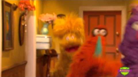 Furchester Hotel - Tea Time Monsters wake up the monsters (60p)