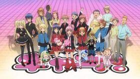Shugo Chara! characters