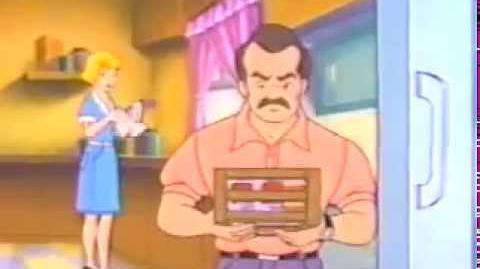 """Cartoon All Stars To The Rescue"" Anti Drug PSA"
