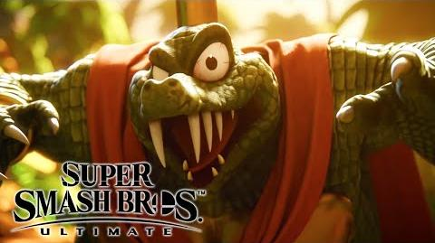 Super Smash Bros. Ultimate - King K. Rool Reveal Trailer-0