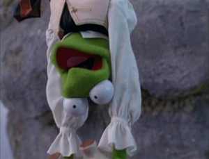 Kermit Eyes Infected MTI
