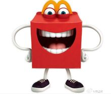 Happy McDonald