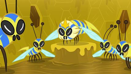 Flash Bees