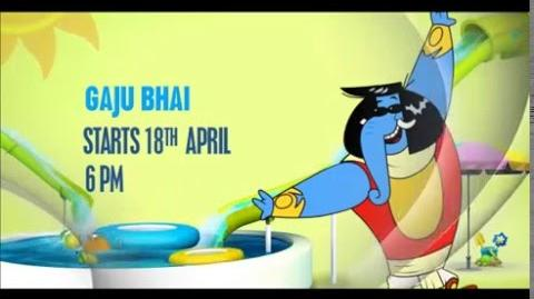 Gaju Bhai - Promo Disney Fun Animated Cartoons