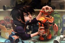 Big Hero 6 concept art 1