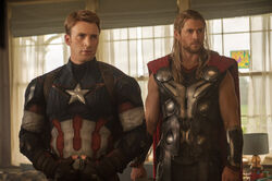 Marvel Cinematic Universe - Captain America 65