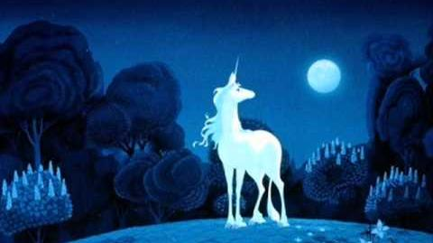 The Last Unicorn Soundtrack - Now That I'm A Woman