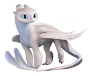 LightFuryHowToTrainYourDragon
