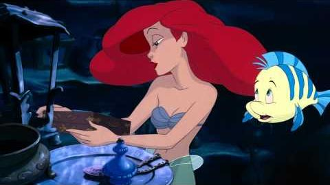 The Little Mermaid Part Of Your World HD 1080p