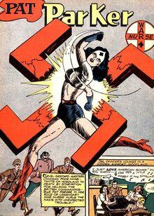 Pat Parker War Nurse