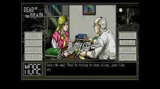 "Dead of the Brain NEC PC-9801 ""ENGLISH"" FairyTale 1992 (Part 2 7)"