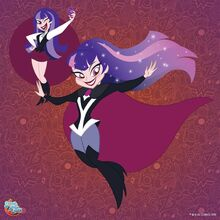 Zatanna DC Super Hero Girls