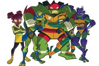 RTMNT The Turtles