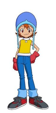 Sora Digimon
