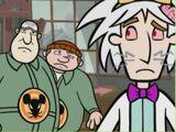 Dr. Two-Brains Henchmen