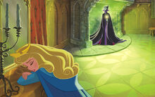 Disney Princess Aurora's Story Illustraition 10