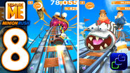 Despicable Me Minion Rush SSFL Rollercoaster Extremes