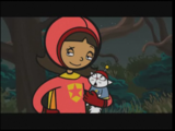Priscilla (WordGirl)