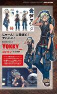 Yokky Concept Art