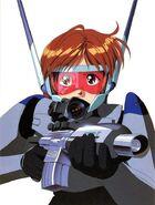 Sandy Newman White Armor 2