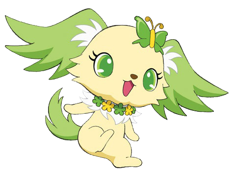 Peridot jewelpet fictional characters wiki fandom powered by wikia - Jewelpet prase ...