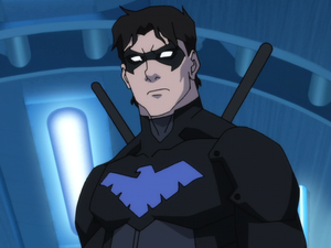 Dick Grayson Nightwing 2019 Young Justice