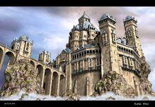 Fantasy castle 59940