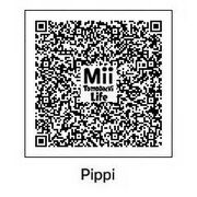 Tomodachi Pippi Longstocking QR