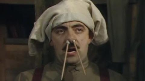 A Bout of Insanity Blackadder BBC Studios