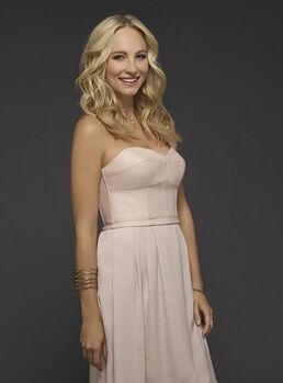 The Vampire Diaries - Caroline Forbes 1 - Candice Accola
