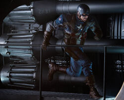 Marvel Cinematic Universe - Captain America 45