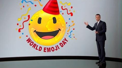Celebrating WorldEmojiDay!