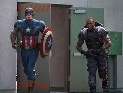 Marvel Cinematic Universe - Captain America 83