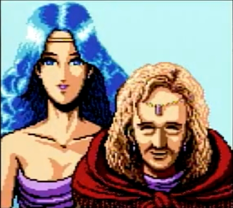Ending 6 La Valeur Turbo Grafx CD (PC Engine CD-ROM2) Ver