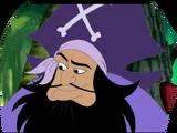 Purple Pirate Paul